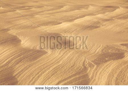 desert sand surface background