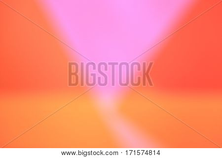 Multicolored blurred surfaces as a Background in red and pink