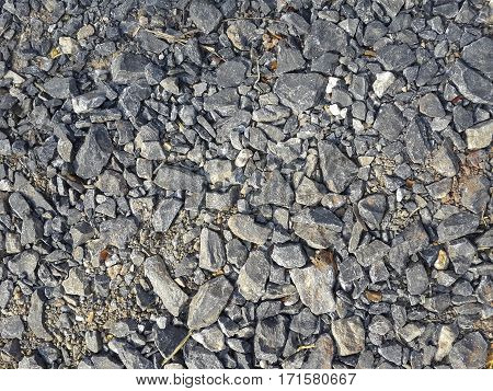 Small rock floor, Small stone floor nature color background