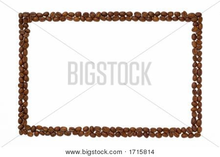 Rectangle  Coffee Frame.