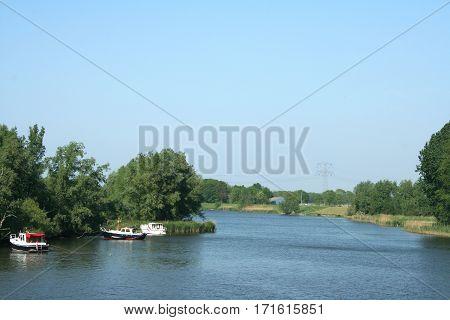 De Biesbosch National Park,
