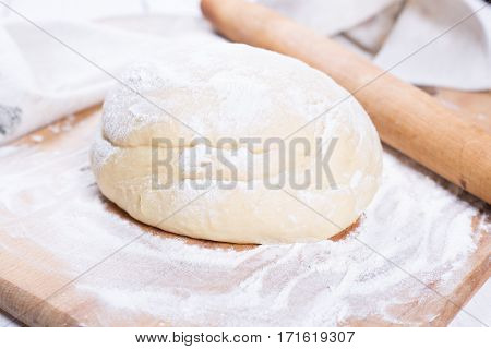 Just Cooked Dough