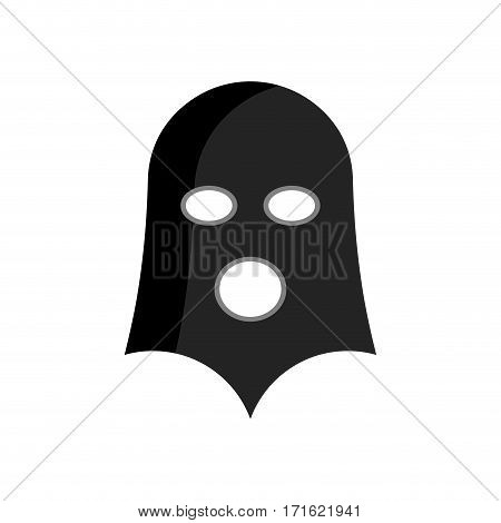 Bdsm Mask Isolated. Sex Toy For Adults