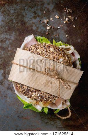 Whole Grain Bagel