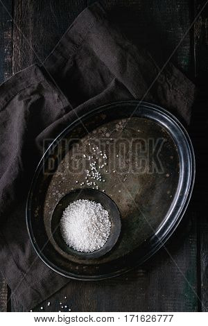 Uncooked Tapioca Pearls