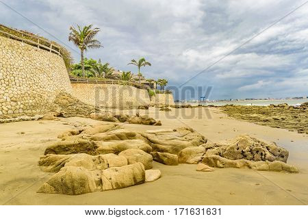 Playas Beach Gauyas Province Ecuador