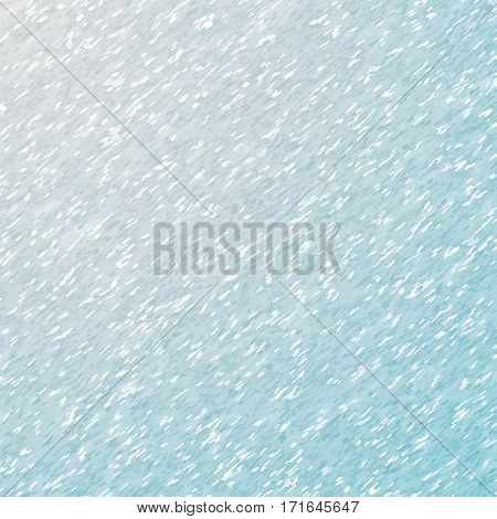 Turquoise gray mottled background. Abstract vector background