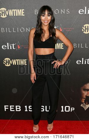 Actress Ilfenesh Hadera attends the