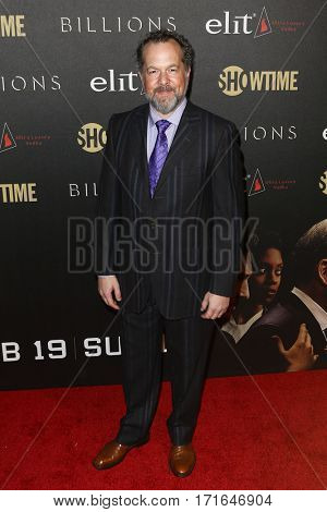 Actor David Costabile attends the