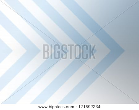 simple background with blue gradient and arrows showing to the right