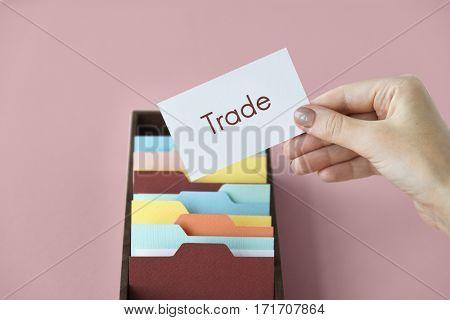 Financial Economy Accounting Trade