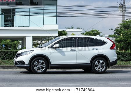 Private Honda Crv Suv Car.