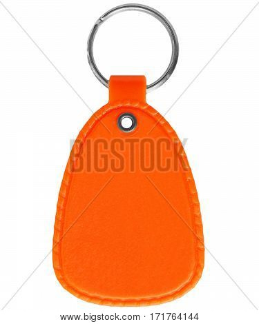Tag Label Isolated Over White