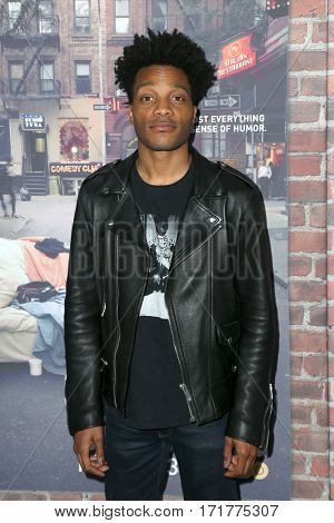 LOS ANGELES - FEB 15:  Jermaine Fowler at the