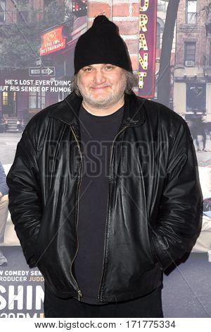 LOS ANGELES - FEB 15:  Artie Lange at the