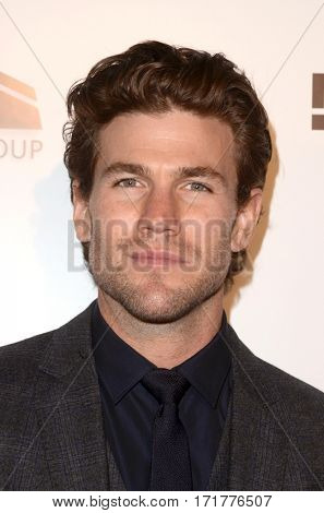 LOS ANGELES - FEB 15:  Austin Stowell at the