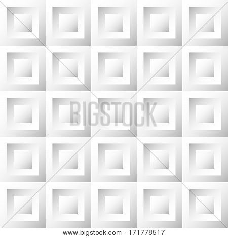 Abstract Background White And Gray Tiles