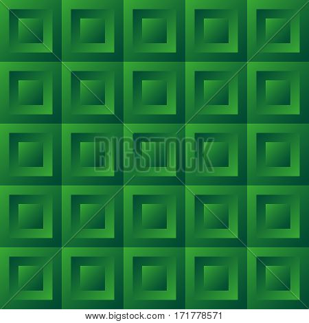 Abstract Background Green Tiles