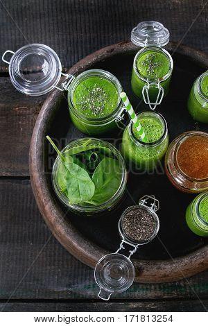 Green Spinach Smoothie