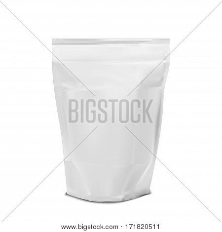 bag  isolated on white background . vector illustration .