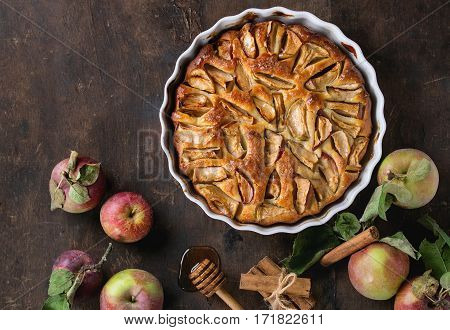 Homemade Apple Cke