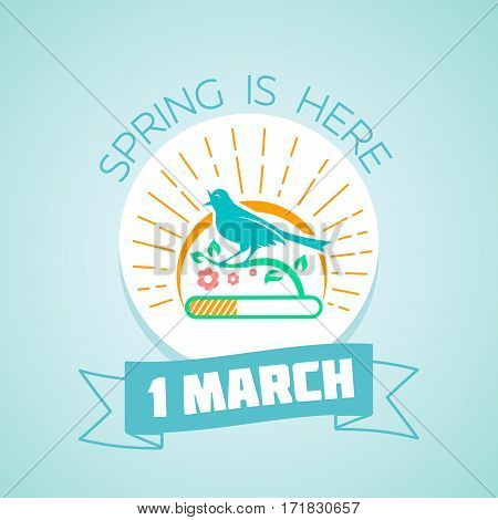 1 March - Spring