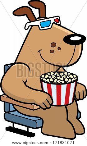 Cartoon Dog 3D Movies