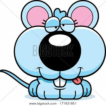 Cartoon Goofy Baby Mouse