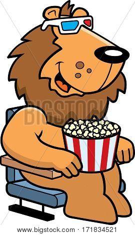Cartoon Lion 3D Movies