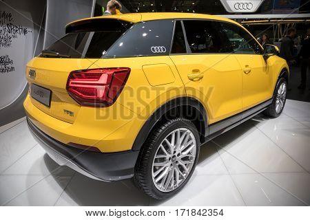 Audi Q2 Car