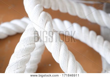 Close up rope