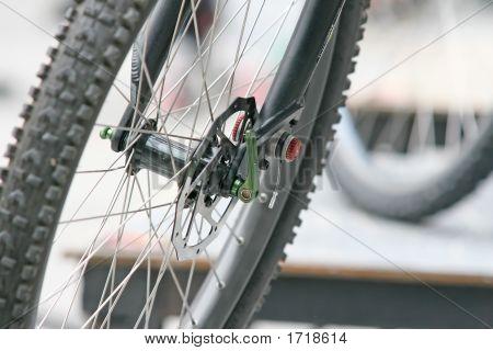 Mountain Bike Wheel
