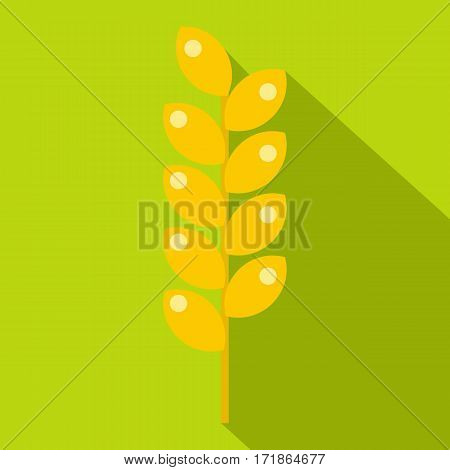 Tight spike icon. Flat illustration of tight spike vector icon for web