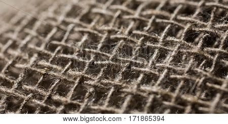 flax fiber linen fabric raw material cloth bags linen yarn grunge texture linen filament