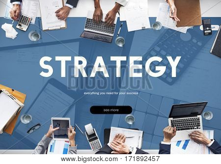Strategy Plan Business Operation Development