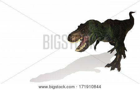 Dinosaur Tyrannosaurus Predator the largest land predators in the history