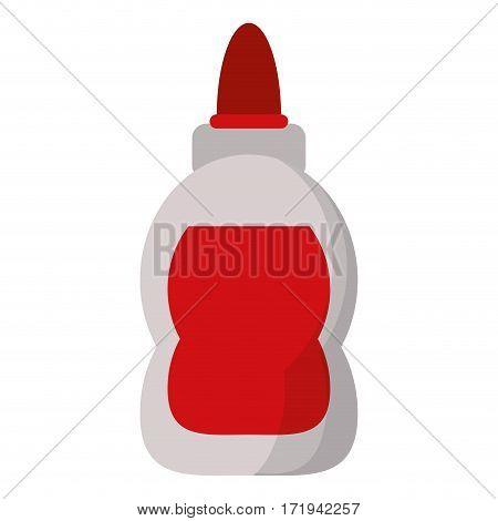glue school supply design vector illustration eps 10