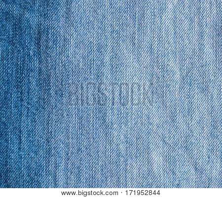 Blue Jeans And Stitches Texture