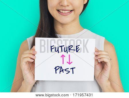 Future Past Attitude Progress Vision Development