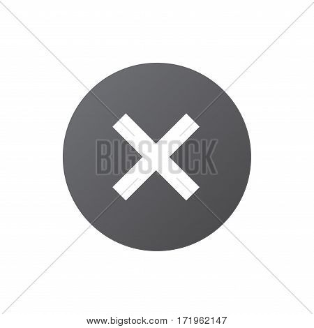 Cross Sign Element