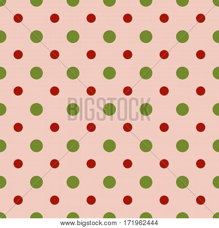 Abstract vector dotted seamless pattern. Colorful pastel background. Greeting card. Wrapping papper. Vector Illustration for your design. Kids background. Backdrop in vintage and retro style style.