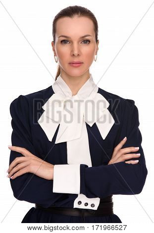 Beautiful Confident Business Woman