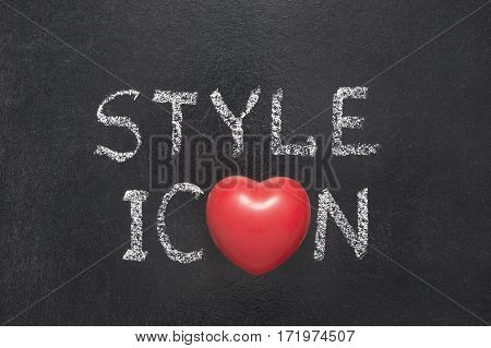 Style Icon Heart