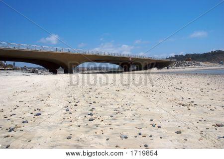 Bridge By The Beach