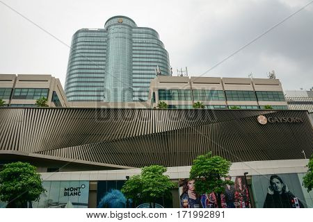 Office Buildings Located In Bangkok, Thailand