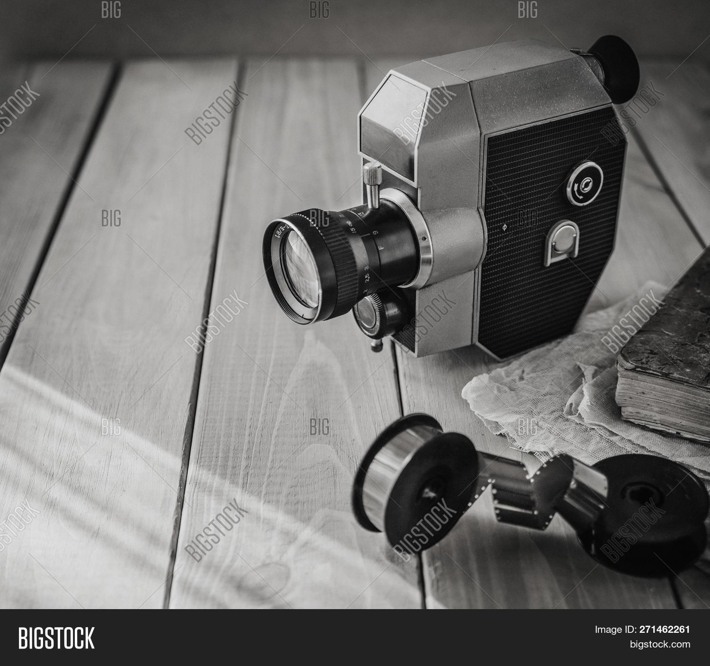 Vintage Old Movie Image & Photo (Free Trial) | Bigstock