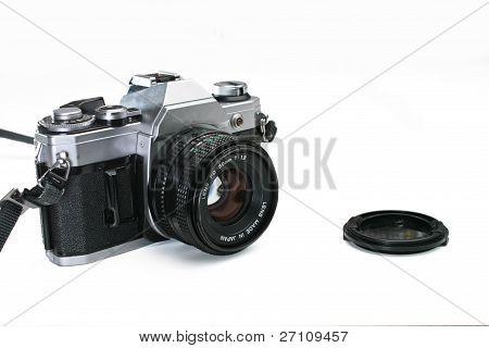 Vintage Reflex Camera