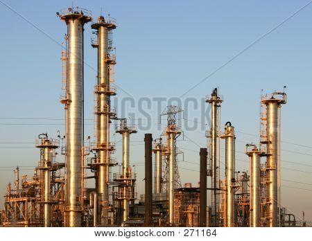 Oil Refinery #1