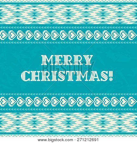 Christmas Ornamental Background