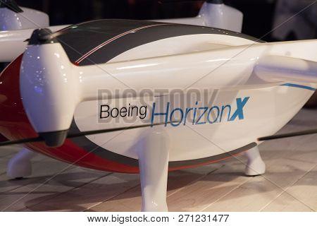 Boeing Horizon Drone